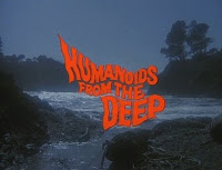 'Humanoids from the Deep' (1980), title screen