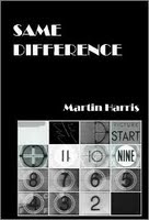 My hard-boiled detective novel, 'Same Difference'