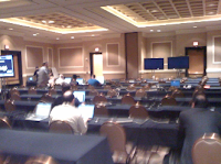 2010 WSOP Media Room