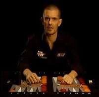 Gus Hansen explains the rules of backgammon