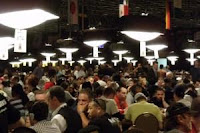 Crowded at the WSOP