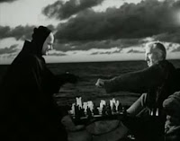 Death vs. Block in 'The Seventh Seal'