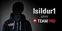 Isildur1 is now a Team PokerStars Pro