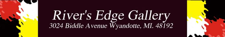 Art at the Edge - River's Edge Gallery (Wyandotte)