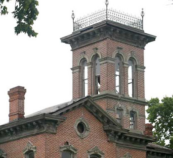 The Four-Story Tower at Sauer Castle