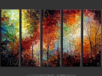 """The Colorful Autumn"" Very nice!"