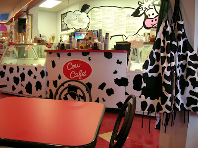 Cow Cafe New Bern Hours