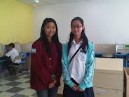 Saya bersama murid WPBS
