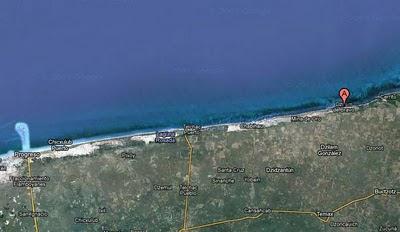 downwind 80km dzilam marina silcer