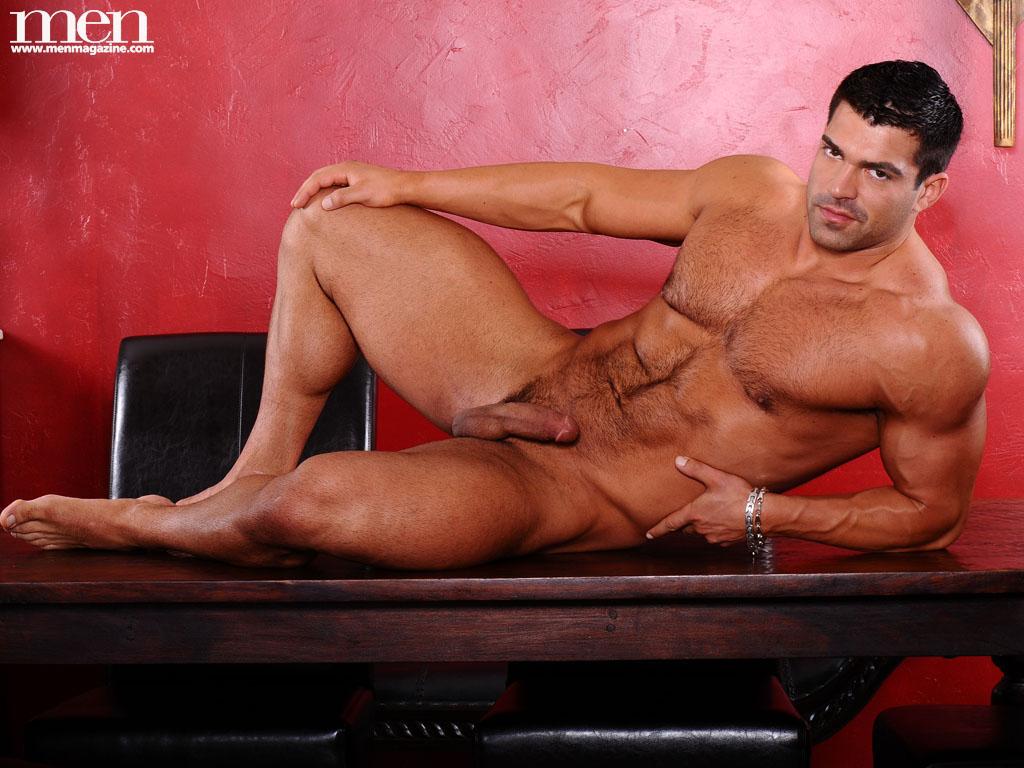 Vince ferelli men magazine