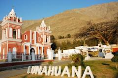 DISTRITO DE LUNAHUANA: Capital Turística de Cañete