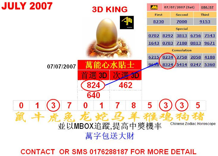 LOTTERY 4D MEMBER NUMBER