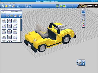 LEGO Digital Designer 3.1.3 + Universe Mod