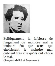 Hannah Arendt