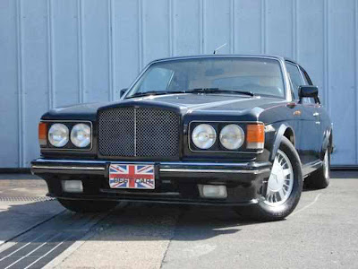 Bentley Hooper 2 Door Turbo R
