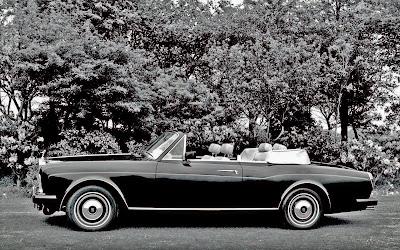Rolls Royce Corniche drop head coupe