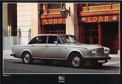 John Lobb Ltd and Bentley