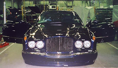 BENTLEY PEGASUS
