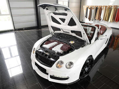 2008 Mansory Le Mansory Convertible. Lets try and spot more Mansory