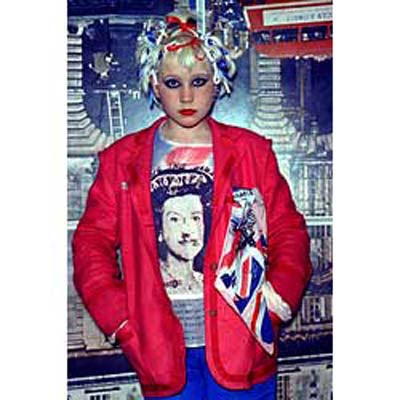famous vivienne westwood designs. Her designs are synonymous