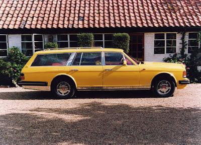 Rolls Royce Jankel Provenance Estate station wagon