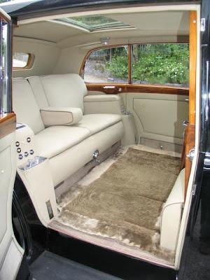 Rolls-Royce Phantom IV H.J.Mulliner