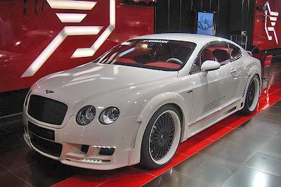Hamann Imperator Bentley Continental GT Speed