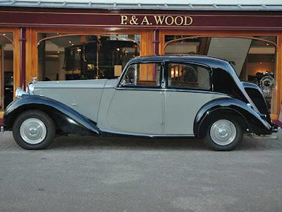 Bentley Mk V