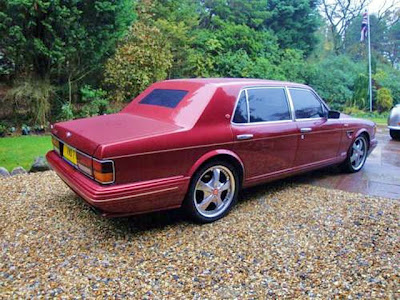 Bentley Turbo RT Olympian