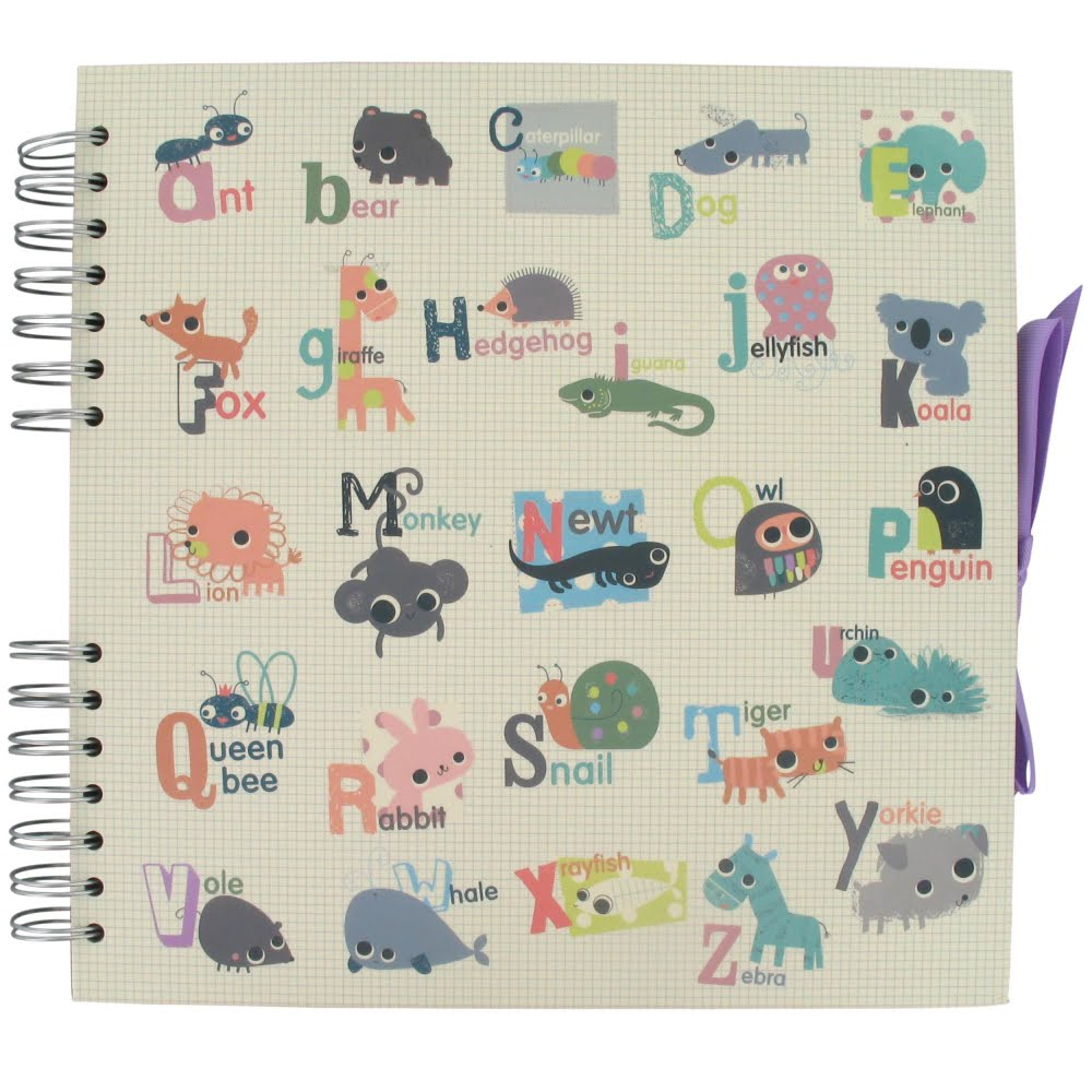 Scrapbook paperchase - Stationery Mecca Paperchase Have Finally Launched Their Online Store I Think This Abc Scrapbook And This Photo Album Are Both Extremely Sweet
