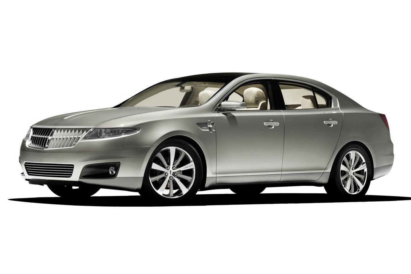 Lincoln Concept Models Navicross Aviator,MKS,Mark X, Mk 9 are under