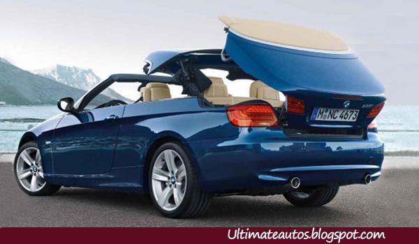 Latest Cars And Bike News BMW Series Convertible - Bmw 3 series 2011 price