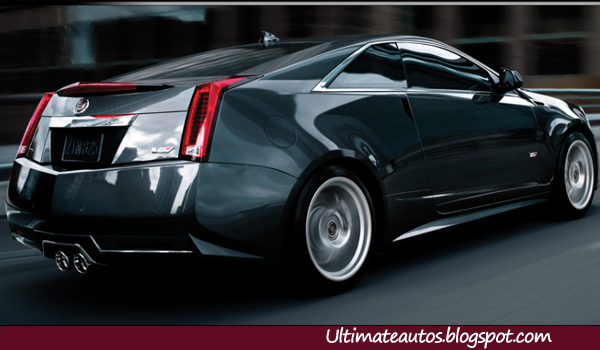 ultimate autos 2011 cadillac cts v coupe. Black Bedroom Furniture Sets. Home Design Ideas