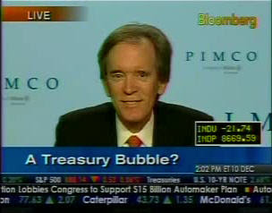 gross Treasuries Bubble