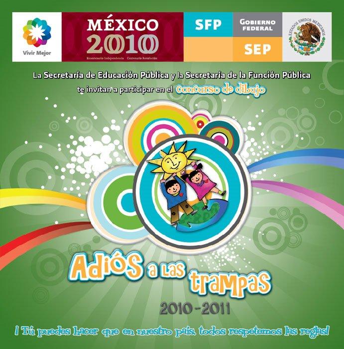 Zona43sebs concurso de dibujo adios a las trampas 2010 2011 for Trampas para ratones sin matarlos
