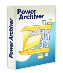 برنامج باور ارشيف لضغط الملفات Power Archiver