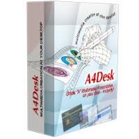 برنامج A4Desk Flash مواقع فلاش