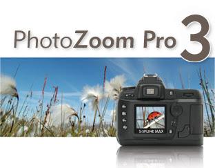 تحميل برنامج تكبير الصور PhotoZoom Pro 3.1