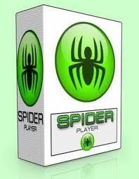 تحميل تنزيل برنامج سبايدر بلير Spider Player 2.4
