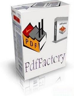 تحميل برنامج بي دي اف فاكتوري PDF Factory Pro 4.0