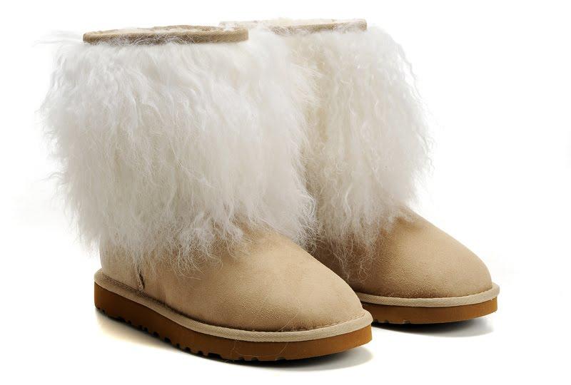 ugg boots sheepskin cuff