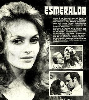 Telenovelas: Esmeralda v. Por Estas Calles