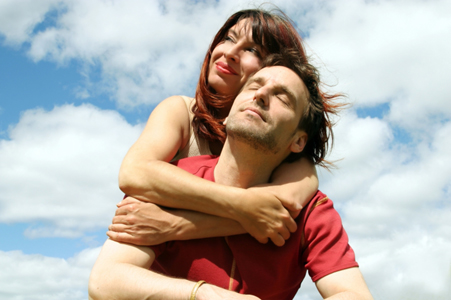 Relationship Happy Couple