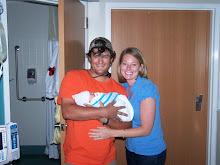 Aunt Kaci and Uncle Paul