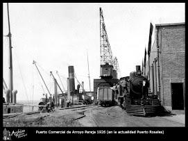 FOTO HISTÓRICA DE PUERTO ROSALES