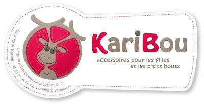 dans couture carte+Karibou