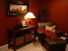 Family Room Reading Nook