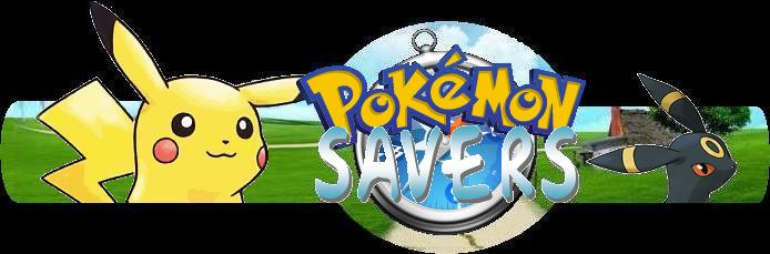 Pokemon Savers