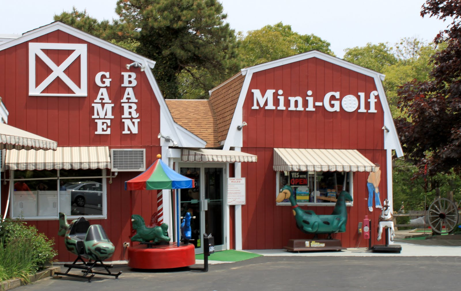 QuarDecor Mini Golf Gals