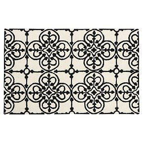 black and white - Rugs USA - Area Rugs in many styles including